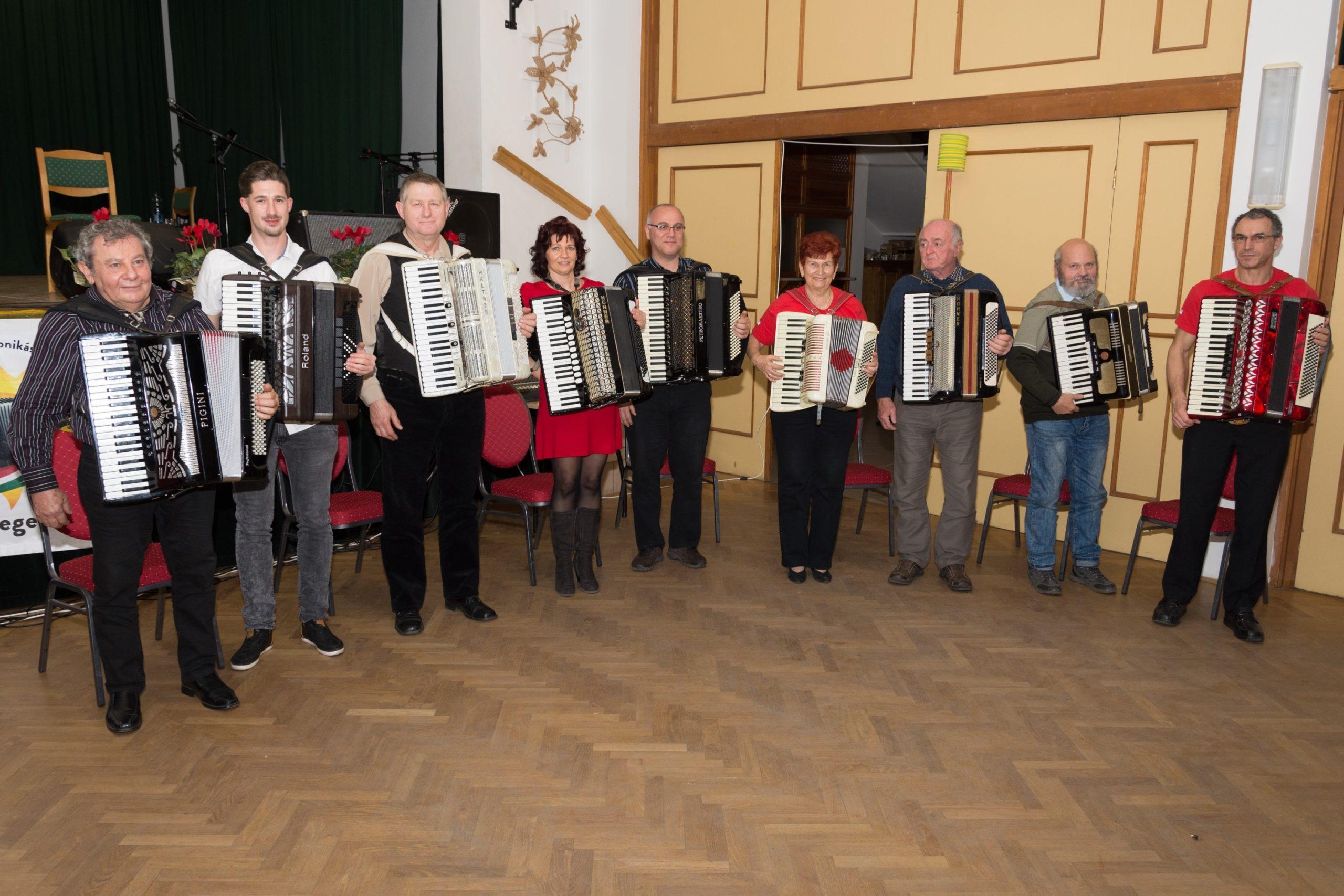 Szegedi Senior Harmónikások Egyesülete